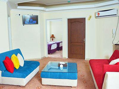 هتل ارزان و تمیز در یزد2