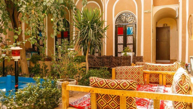 اجاره روزانه خانه سنتی در یزد